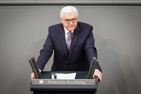 Words of thanks by Federal President-elect Frank-Walter Steinmeier to the 16th Federal Convention following his election as Federal President