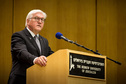 Federal President Frank-Walter Steinmeier holds a speech at the Hebrew University in Jeruslalem during his visit to Israel and the Palestinian territories