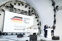 Federal President Frank-Walter Steinmeier holds a speech at the Germany´s National Day at EXPO 2017 in Astana during his visit to the Republic of Kazakhstan