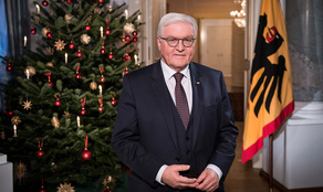 Christmas message by Federal President Frank-Walter Steinmeier