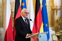 Federal President Frank-Walter Steinmeier held a speech at the conference
