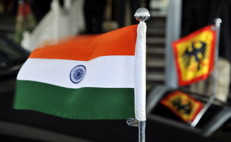 Indian flag (archive)