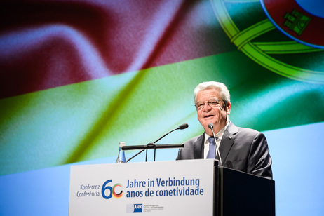 Speech by Federal President Joachim Gauck at the German-Portuguese Chamber of Industry and Commerce