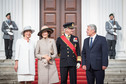 King Carl XVI Gustaf and Queen Silvia of Sweden pay a state visit to Germany