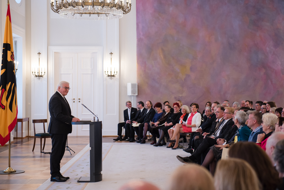 Wwwbundespraesidentde Der Bundespräsident Reden