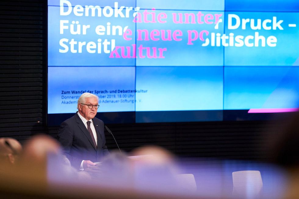 Www Bundespraesident De Der Bundespräsident Reden