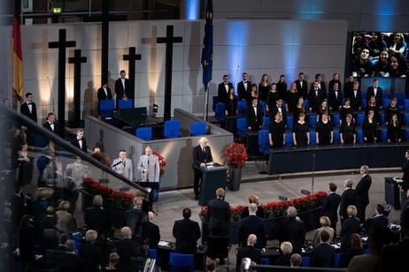 Ansprache von Bundespräsident Frank-Walter Steinmeier (Archiv)