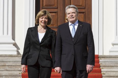 Frau Von Gauck