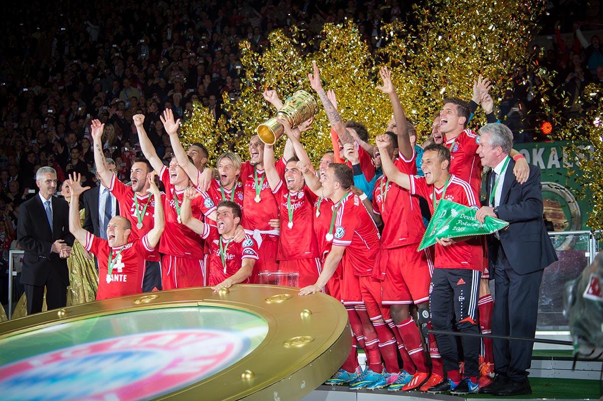 Dfb-Pokal Endspiel