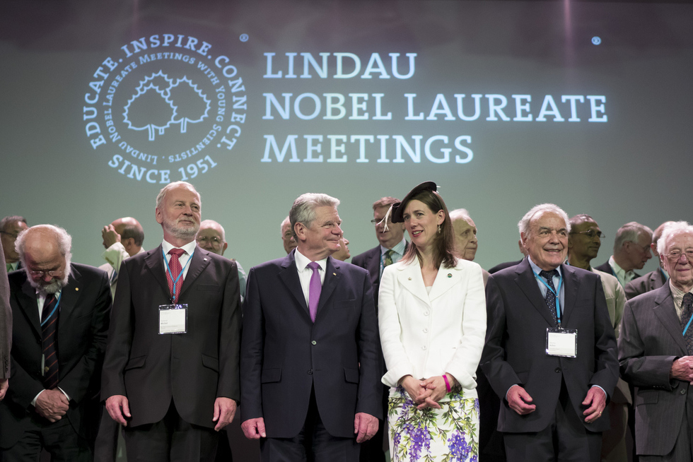Resultado de imagen de Lindau Nobel Laureate Meetings