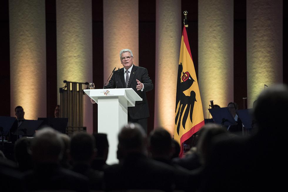 Wwwbundespraesidentde Der Bundespräsident Reden Ansprache