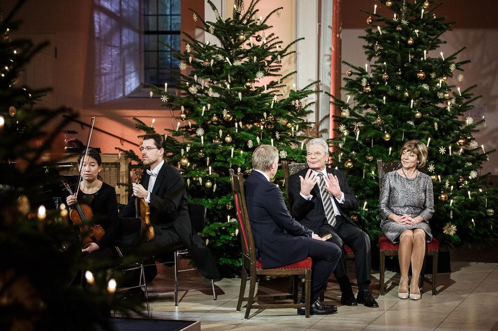www.bundespraesident.de: Der Bundespräsident / Reden / Teilnahme an ...